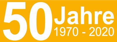 Wir feiern 50-jähriges Jubiläum