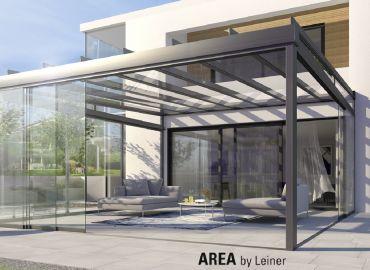 Glas Terrassenüberdachung